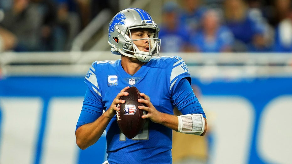 Jared Goff is about to cough up Lions' starting QB gig