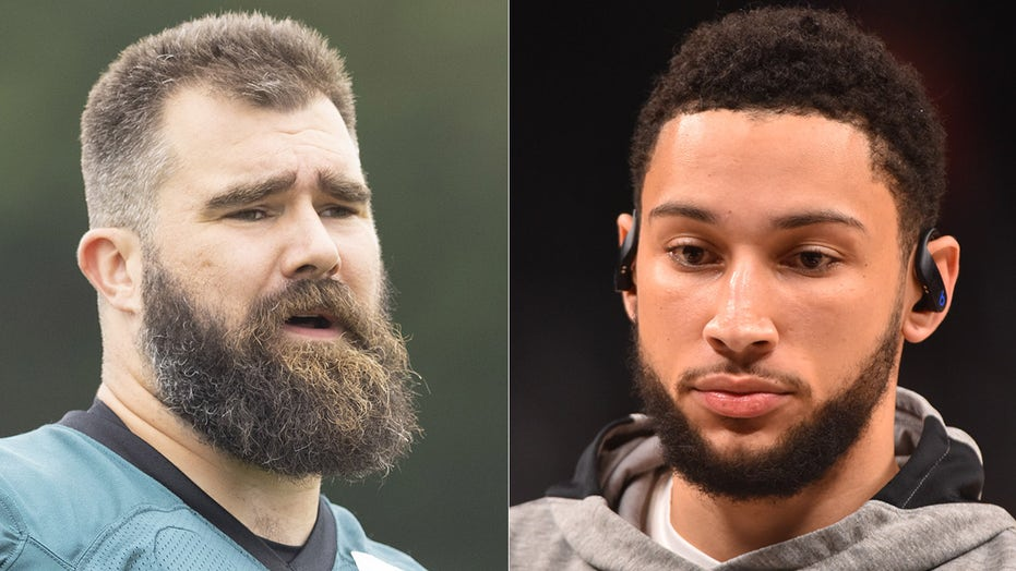 Ben Simmons situation all about 'lack of accountability,' Eagles star Jason Kelce says
