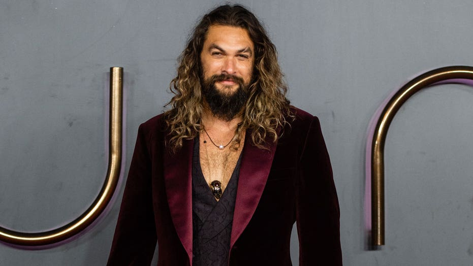 'Aquaman' star Jason Momoa sustained multiple injuries while reprising his role: 'I'm getting old'