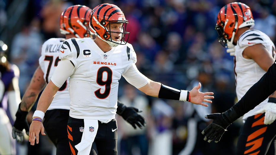 Bengals make bold statement with big win over Ravens: 'Do we have your attention now?!'
