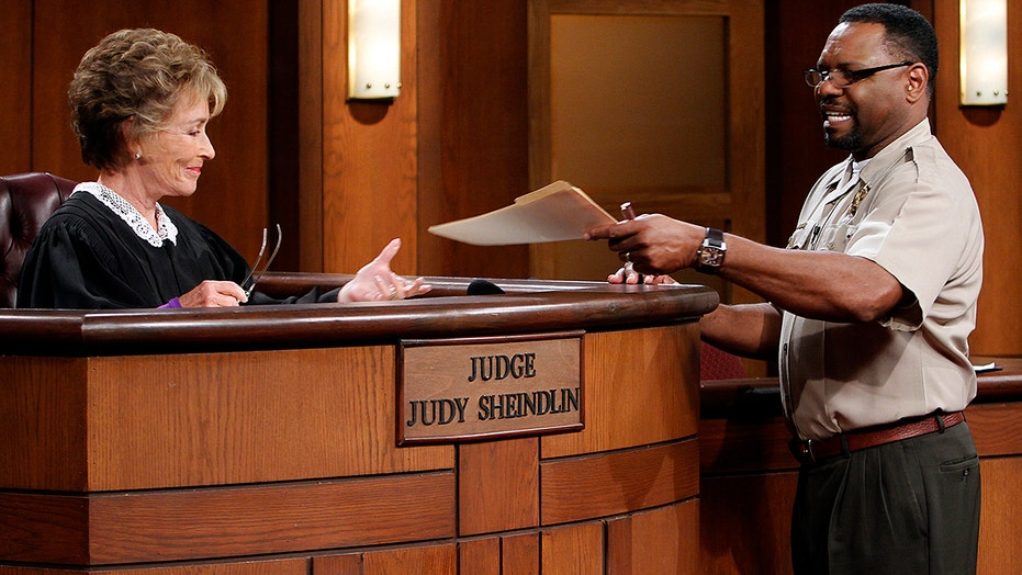 'Judge Judy' bailiff Petri Hawkins-Byrd speaks out on not being asked to join new show 'Judy Justice'