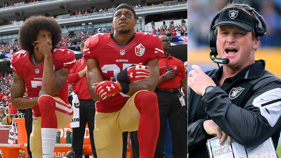 Jon Gruden's Colin Kaepernick criticism revealed in email leak: 'They should cut this f—'