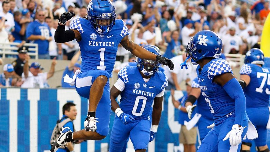 Kentucky rallies past No. 10 Florida 20-13 in SEC showdown