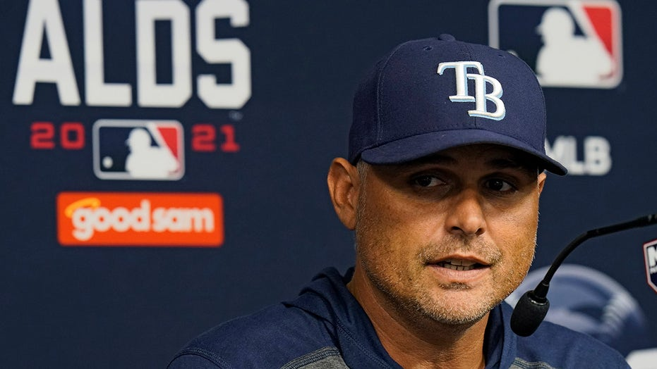 Defending AL champ Rays poised to open ALDS against Red Sox