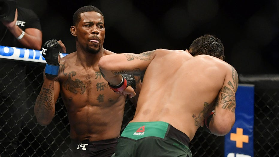 UFC's Kevin Holland details stopping alleged carjacker in wild chase