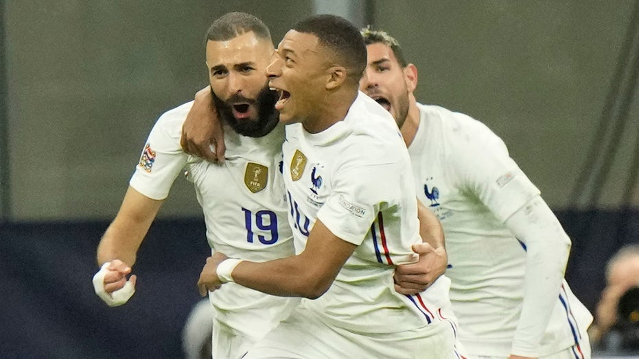 Mbappé nets late as France beats Spain to win Nations League