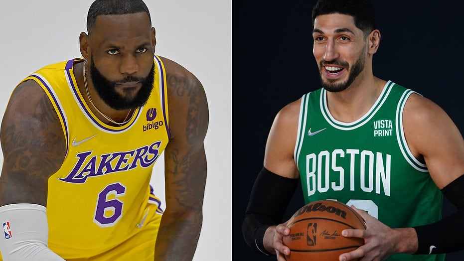 Celtics' Enes Kanter rips LeBron James for failing to publicly advocate for COVID vaccine: 'It's ridiculous'