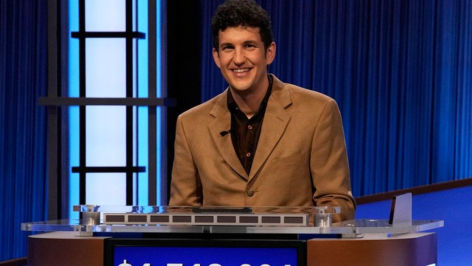 'Jeopardy!' champion Matt Amodio finally loses, ending winning streak at 38 games