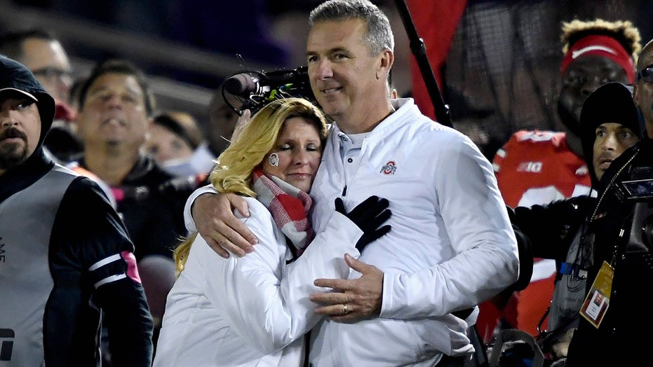 Urban Meyer's wife, Shelley, off Twitter amid husband's viral video drama: 'I don't need the hate'