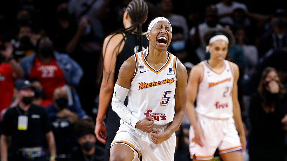 Sky-Mercury set for 2014 WNBA Finals rematch