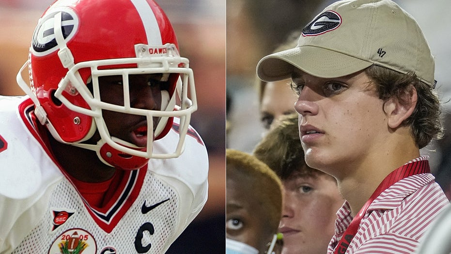 Ex-Georgia star appears with Cooper Manning, makes plea: 'Gotta get Arch to Athens'