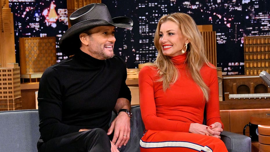 Tim McGraw recalls proposal to Faith Hill as they celebrate 25 years of marriage
