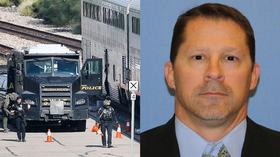DEA agent killed at Arizona Amtrak station ID'd as former Nashville cop: report