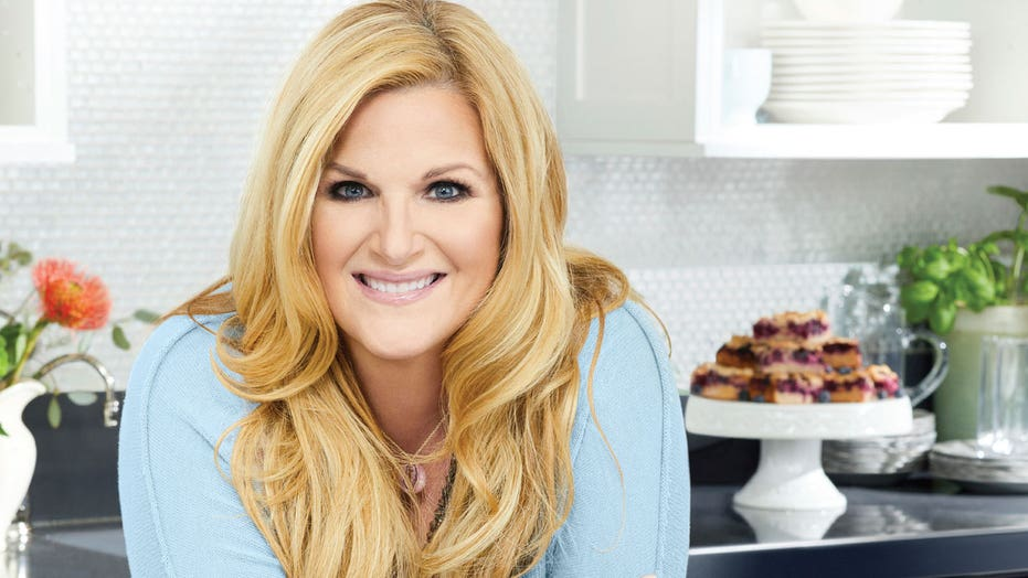 Trisha Yearwood teases recipes featured in upcoming cookbook, shares how testing dishes on Garth Brooks went
