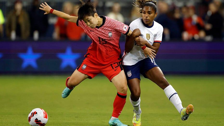 US women tie South Korea 0-0, snap 22-match home win streak