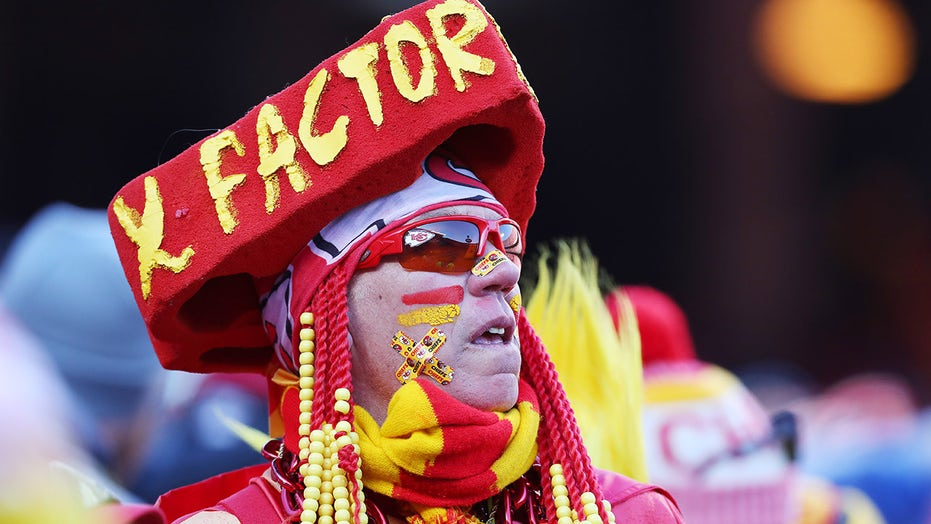 Chiefs superfan 'X-Factor' banned from Arrowhead Stadium after fight
