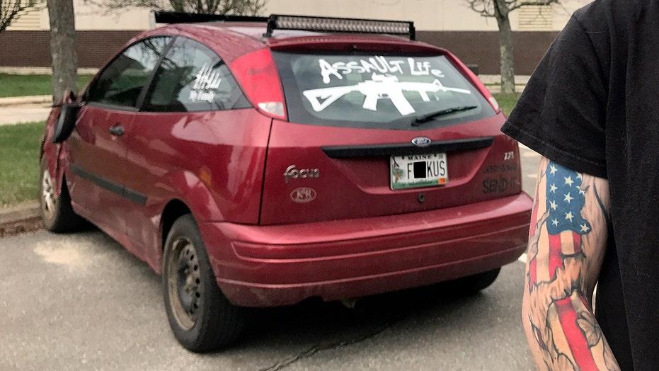 %&*@! Maine bans vulgar vanity license plates
