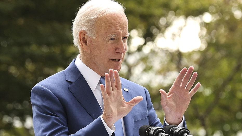 The curse of politics: Biden, like Trump, becomes target of growing vitriol