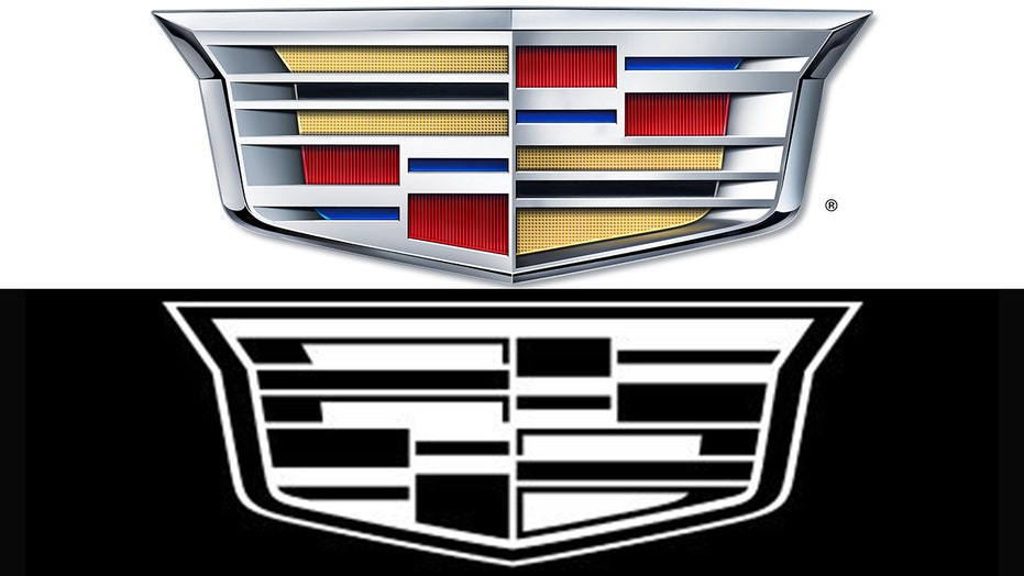 Cadillac is changing its logo for the electric age