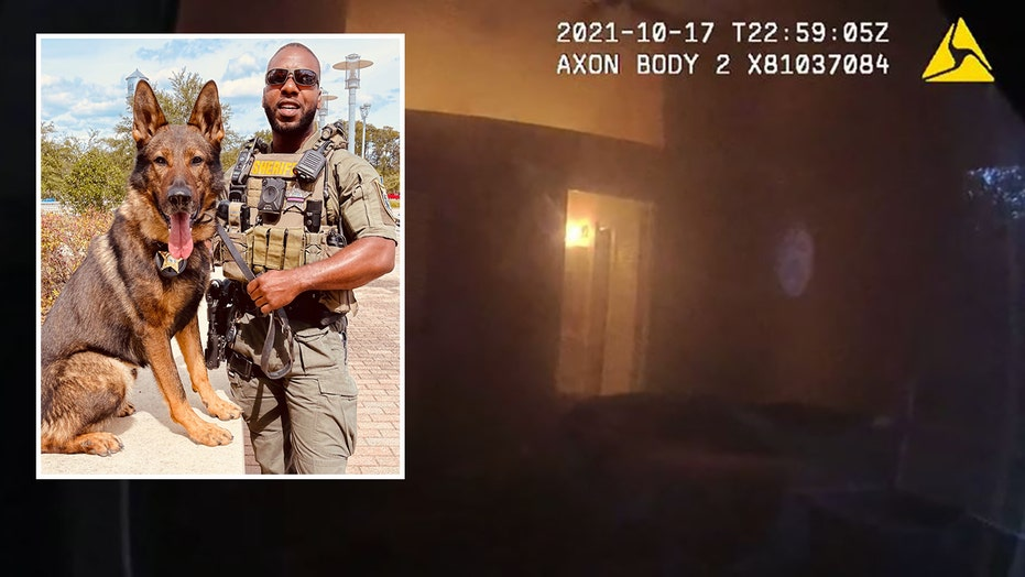 Florida deputy saves 3-year-old boy hiding under blanket from house fire, bodycam video shows