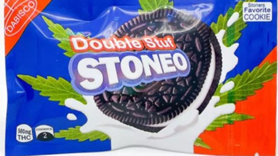 Halloween warnings issued of cannabis products 'impersonating' major snack brands