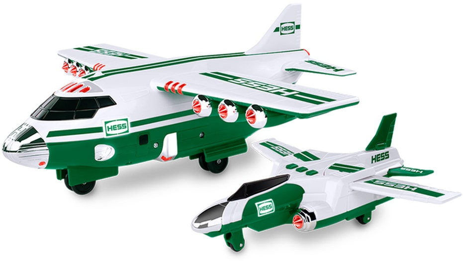 The 2021 Hess Toy Truck is a … plane?