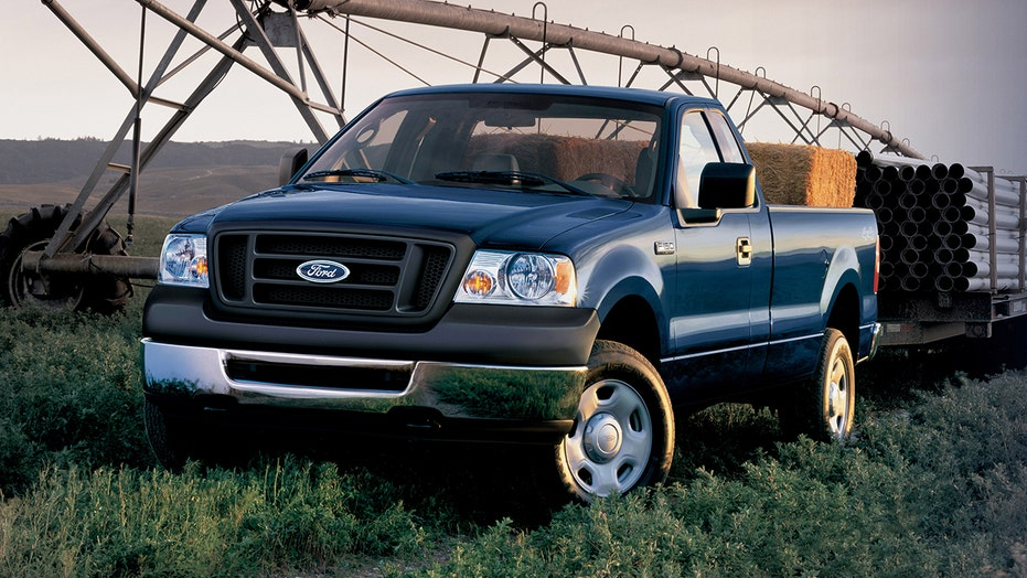 Ford F-Series and Chevrolet Silverado lead 11% spike in vehicle thefts