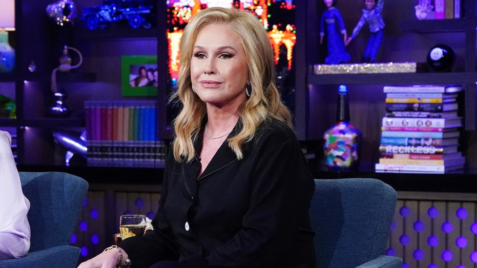 Kathy Hilton says 'RHOBH' reunion left her 'so wiped out'