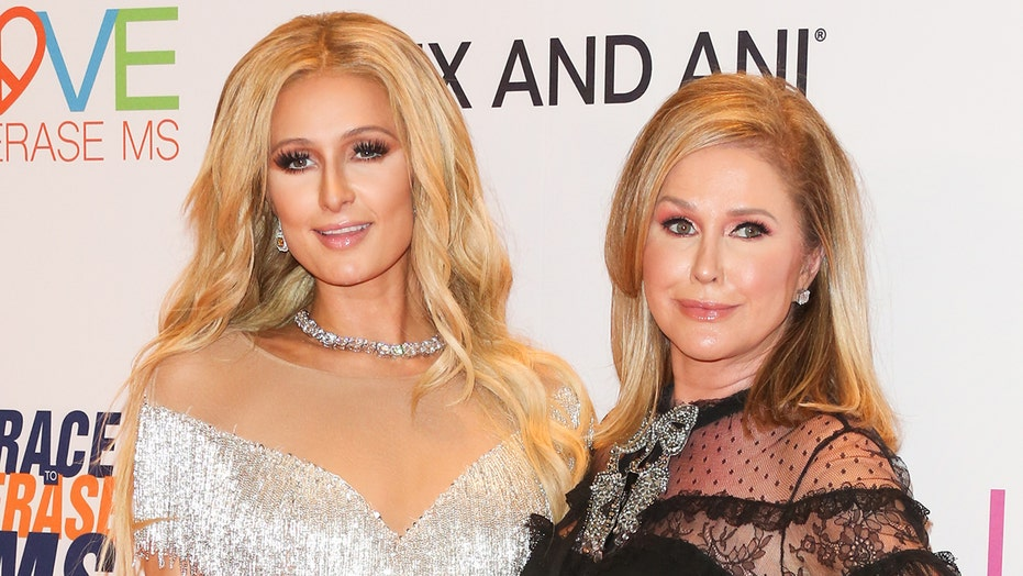 Kathy Hilton admits daughter Paris' partying days were 'scary': 'It got very out of control'
