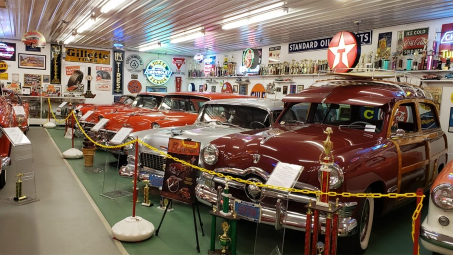 Late Menards board member's massive classic American car collection up for auction
