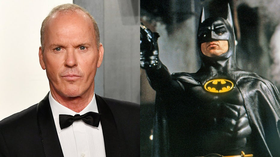 'Batman' star Michael Keaton says he still fits in suit 30 years later: 'Svelte as ever, same measurements'