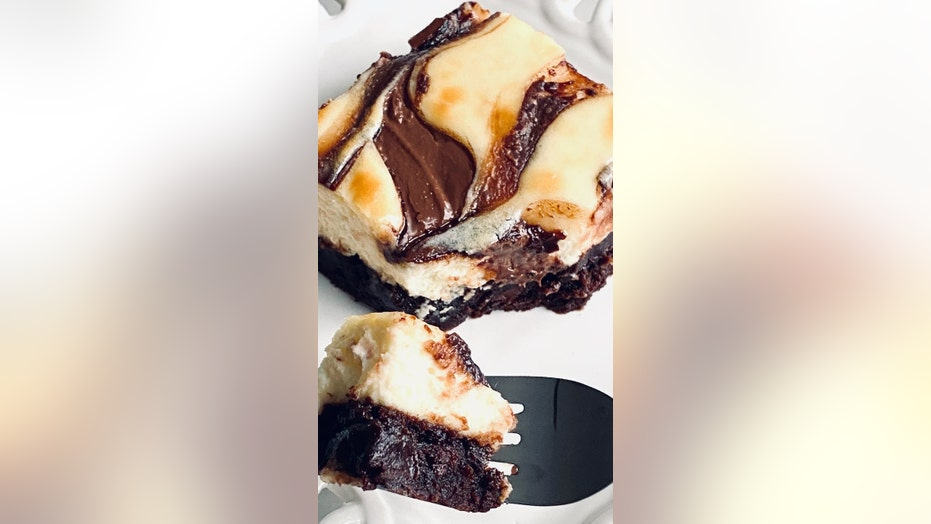 Nutella Cheesecake Brownies are a 'dangerously' delicious fall dessert: Try the recipe