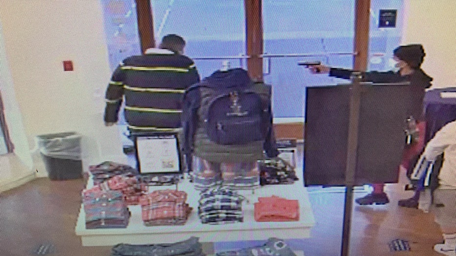 Shoplifting incident at Oregon Ralph Lauren turns into armed robbery when confronted by employee
