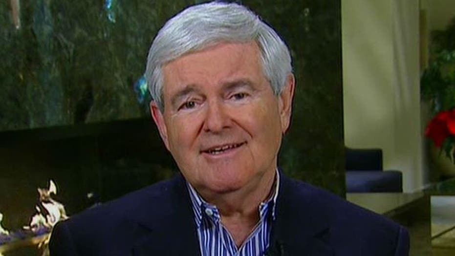 Gingrich Resigned to Defeat in Iowa?