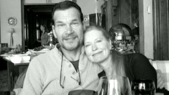 Patrick Swayze's widow recalls star's tumultuous relationship with his mother in new doc