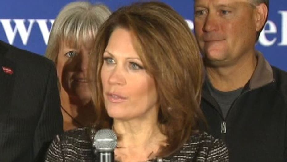 Bachmann: I Have Decided to Stand Aside