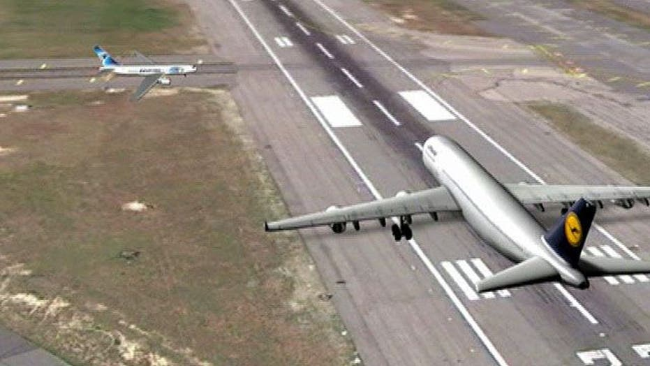 Airliners Nearly Collide During Takeoff at JFK Airport