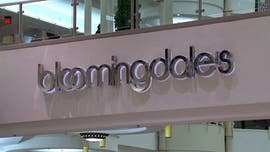 Man caught on video destroying Bloomingdale's cosmetics section: cops