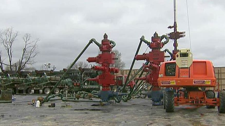 State passes tough regulations on gas drilling