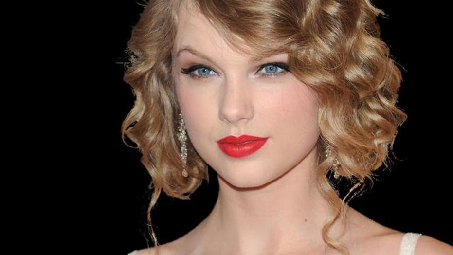 A Movie Role For Taylor Swift