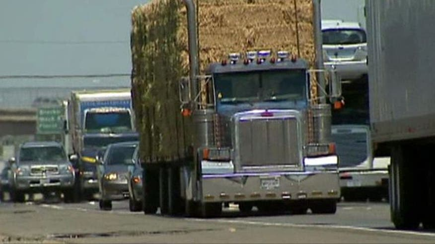Truck companies sue EPA over emission rules