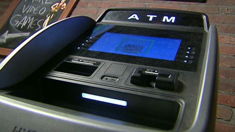 Free ATMS?