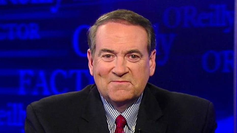 Gov. Mike Huckabee on New Hampshire Predictions