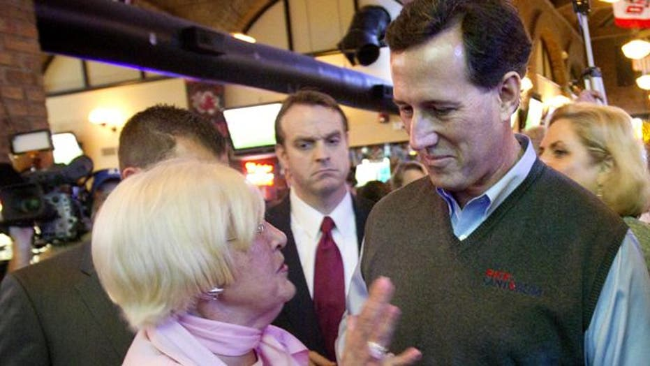 Surprise Finish Possible in New Hampshire Primary?