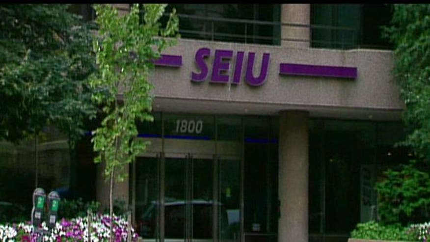 Legal battle over SEIU dues money for political purposes in CA