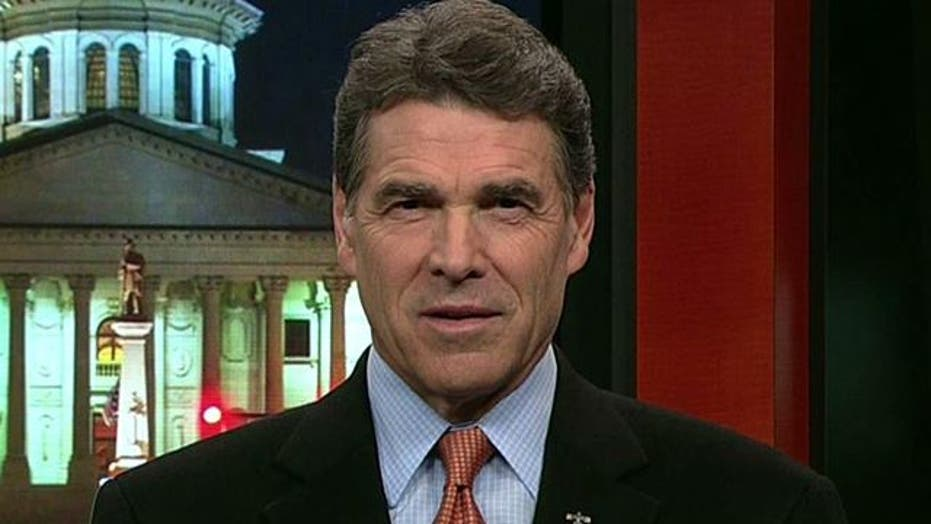 Rick Perry on 'Hannity'