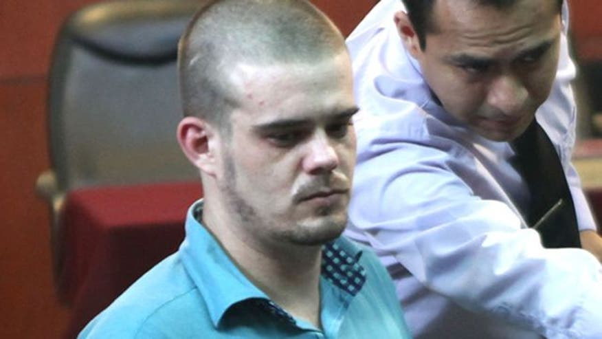 24-year-old Dutchman 'truly very sorry' for killing Peruvian woman