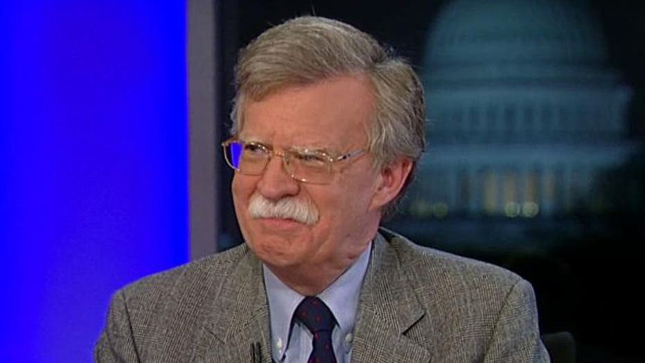 Amb. Bolton: Romney's my choice