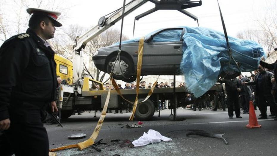 Iranian nuclear scientist killed in car bombing