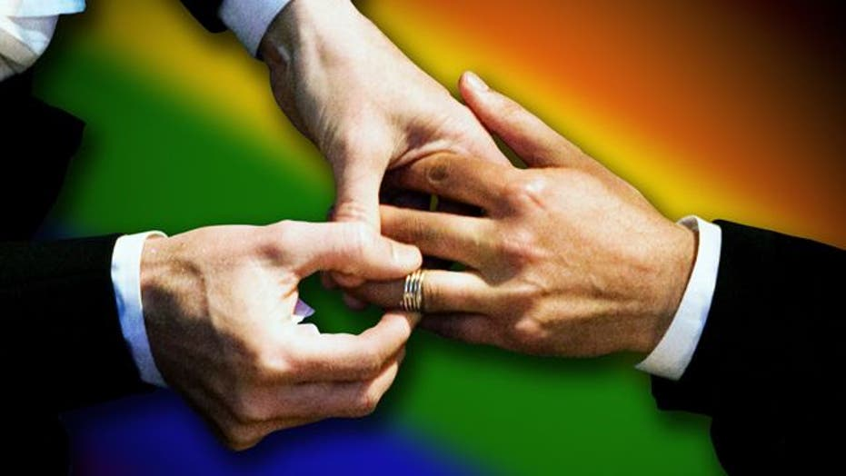 Daily Dispatch: Gay marriages on church grounds?